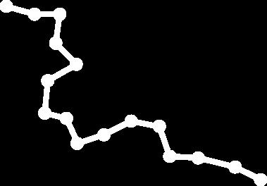 Baumwipfelpfad Strecke in weiß