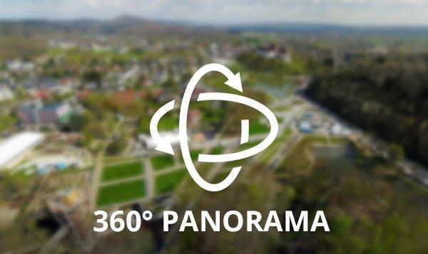 Baumwipfelpfad 360° Panorama